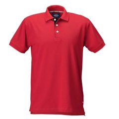 SOUTHWEST MORRIS POLO IN RED