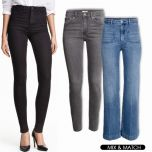 Women Jeans in Assorted Colors, Cuts & Sizes   Pack of 10 Units